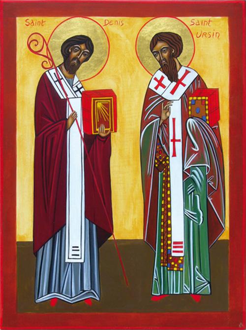 Saints Denis et Ursin