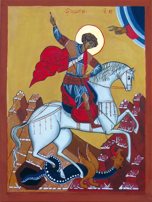 Le miracle de saint Georges