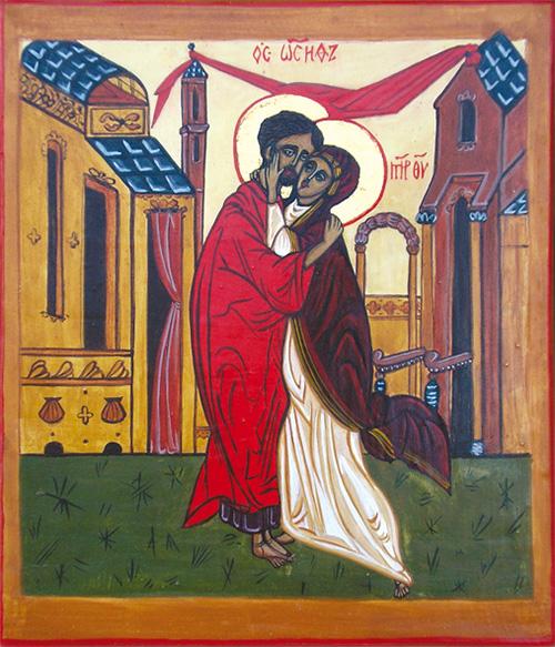 Saints Joachim et Anne