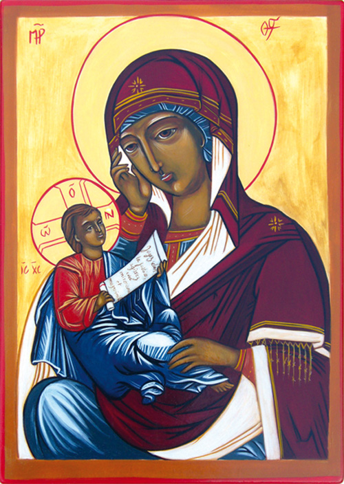 Mère de Dieu