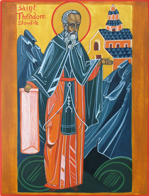 Saint Théodore Stoudite