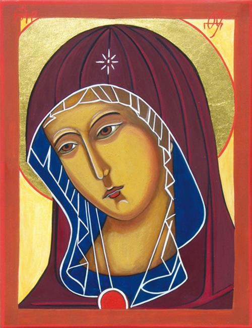 Vierge de consolation