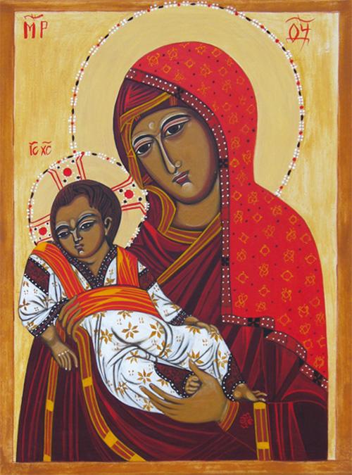 Vierge de Kykkos