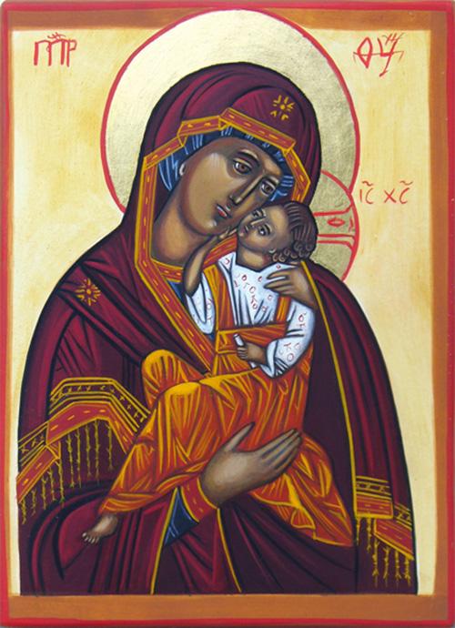 Notre-Dame de réjouisssance de l'Enfant