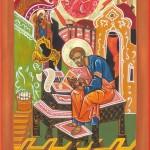 Luc peignant la Vierge 300