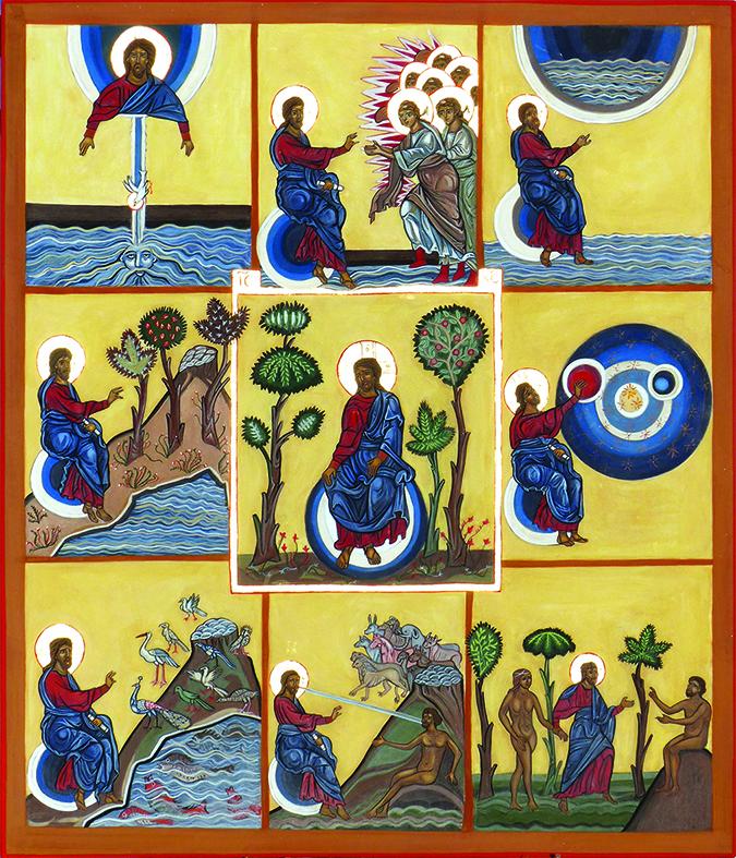 icône de la création